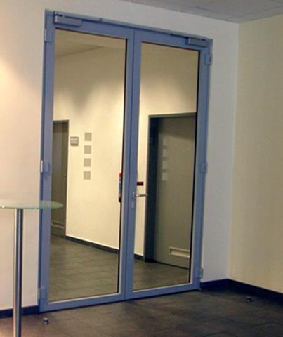 Автоматические двери в туле